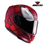 CASCO HJC RPHA 11 SPIDERMAN LIMITED EDITION MARVEL!