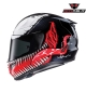 CASCO HJC RPHA 11 VENOM LIMITED EDITION MARVEL FIBRA COMPOSITA