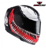 CASCO HJC RPHA 11 VENOM LIMITED EDITION MARVEL!