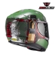 CASCO HJC RPHA 11 BOBA FETT LIMITED EDITION STAR WARS FIBRA COMPOSITA
