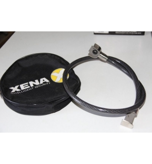 CATENA XENA CABLE LOCK XV110 SONORO ANTIFURTO
