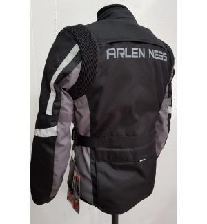 GIACCA ARLEN NESS MOTO TURISMO 3 STRATI IMPERMEABILE PROTEZIONI TOURING JACKET SFODERABILE 4 STAGIONI BLACK NERO 50 52 54 56