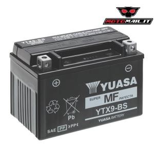 BATTERIA YUASA YTX9-BS 0650990 MOTO SCOOTER