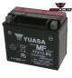 BATTERIA YUASA YTX12-BS (SIGILLATA CON ACIDO A CORREDO) 12V 10AH 0651090