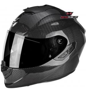 CASCO INTEGRALE SCORPION EXO-1400 AIR SOLID NERO OPACO
