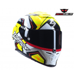 CASCO SCORPION EXO R1 REPLICA BAUTISTA 19 LIMITED EDITION SBK