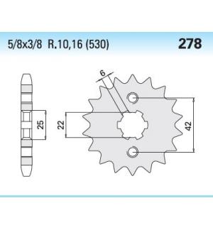 PIGNONE CHIARAVALLI 4250266130